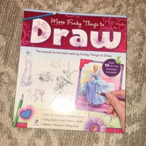 Drawing book.
